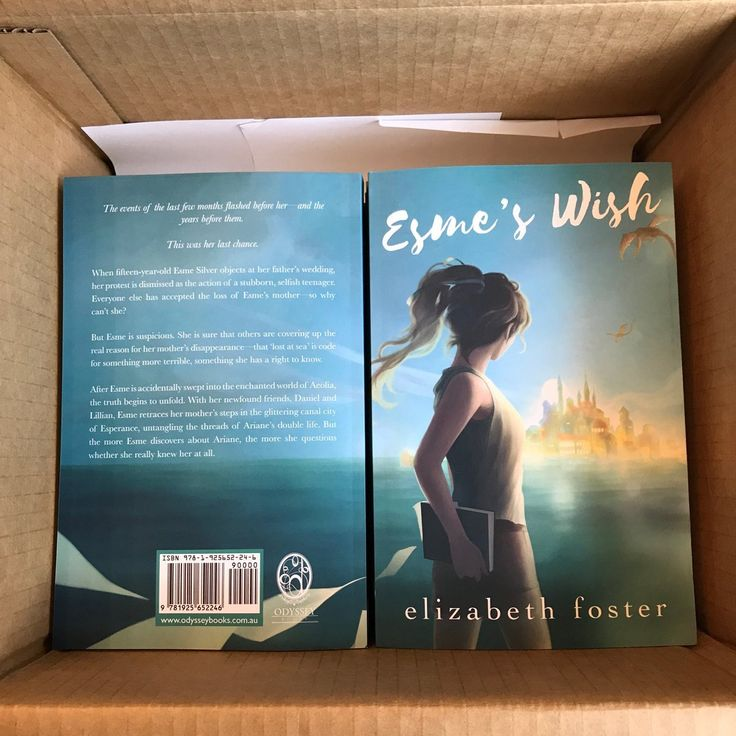 "Title: ESME'S WISH Series: ""ESME"" SERIES: BOOK ONE Author: ELIZABETH FOSTER Genre: YOUNG ADULT FICTION, FANTASY Length: 252 PAGES Publisher: ODYSSEY BOOKS Type of Book: EBOOK Rece…"