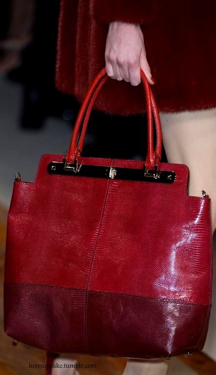 Feast Your Eyes on the Best Bags From Paris Fashion Week Fall '13