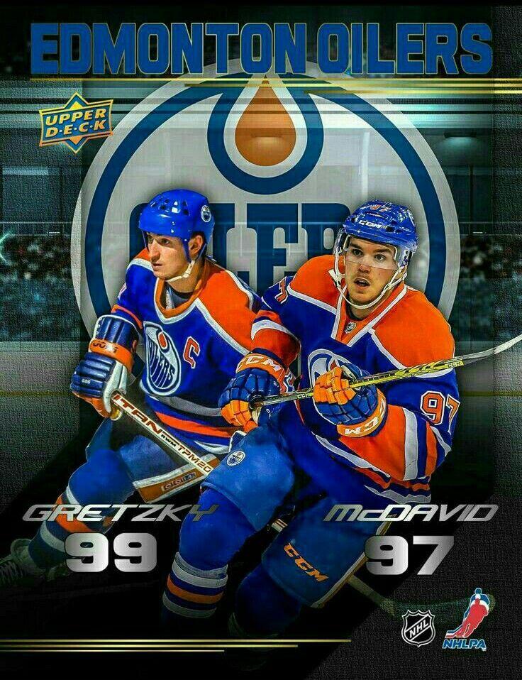 Wayne Gretzky/Connor McDavid