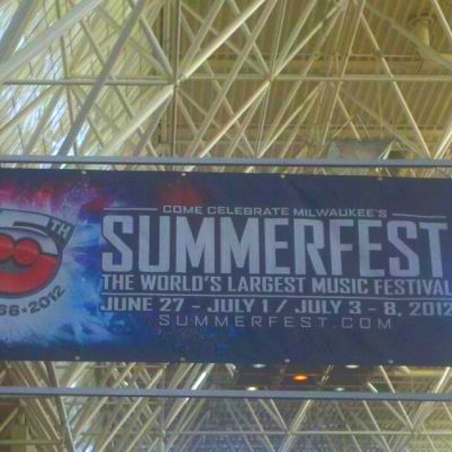 One Year Later from Lancaster, PA played Summerfest!!