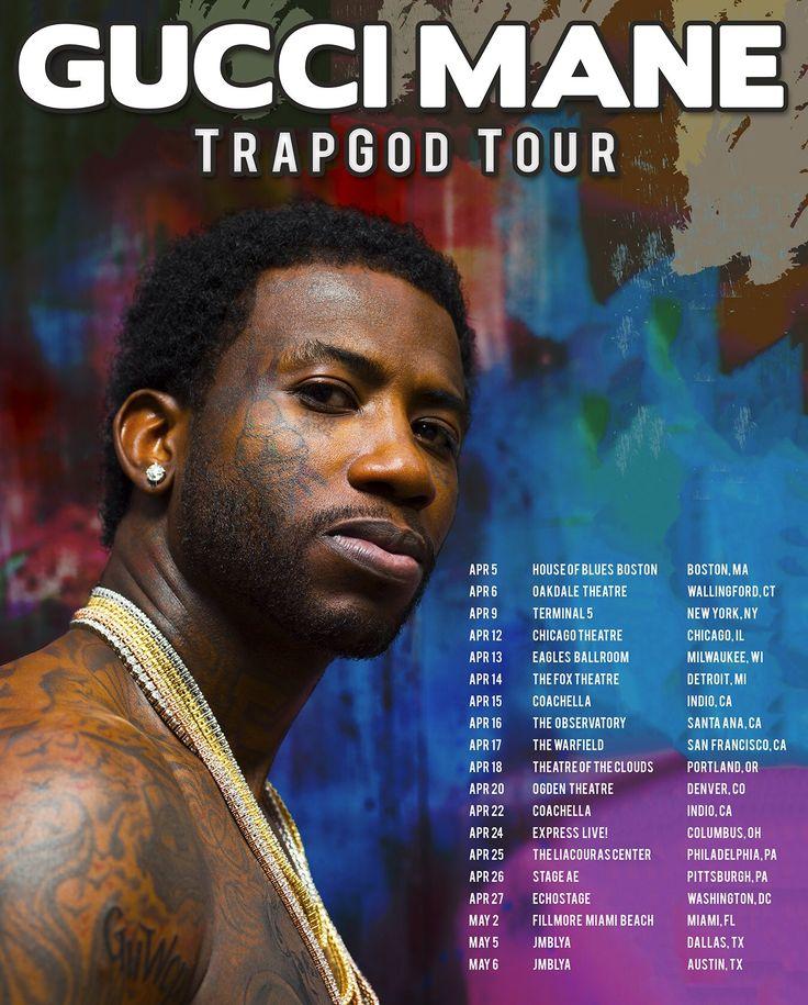 Gucci mane concert dates