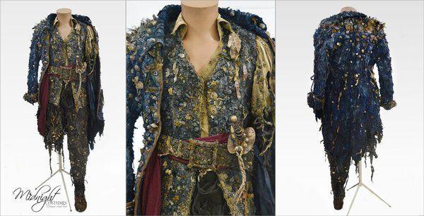 Davy Jones Costume by Nocte-Angelus.deviantart.com on @deviantART
