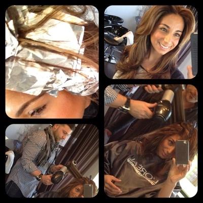 #hair #beauty #twochicks