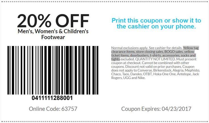 20% Off ShoeStation Coupon, Promo Codes