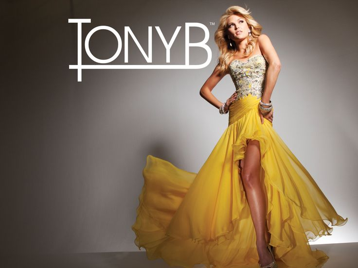 Tony b prom dresses zac