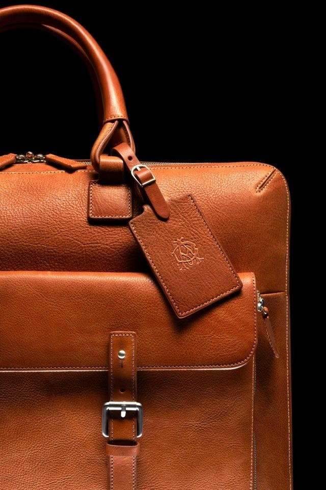38 best Luggage Tags images on Pinterest | Leather luggage tags ...