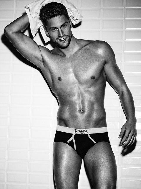 Luca Dotto for Emporio Armani Underwear