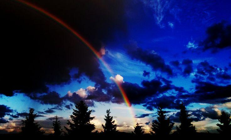 Rainbow In The Dark by Bonfire1969.deviantart.com on @DeviantArt