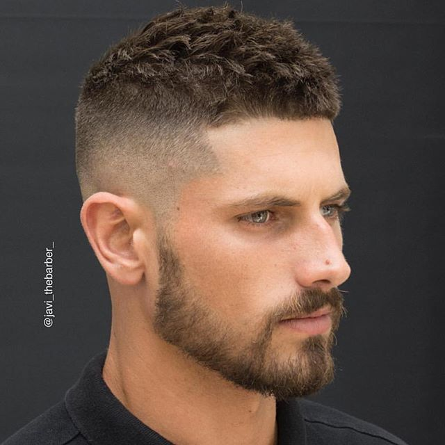 High Fade Men Hairstyle 2016 Fades Pinterest Ps And