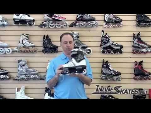 Different Types of Inline Skates - YouTube
