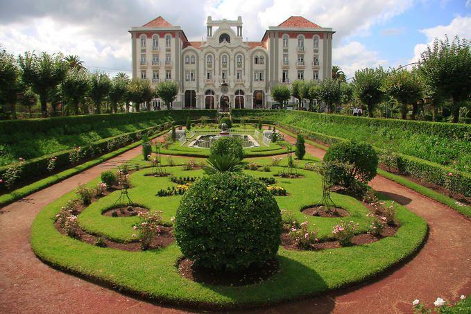 Curia Palace Hotel, Portugal