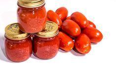 Salsa di pomodoro Bimby: conserva fatta in casa