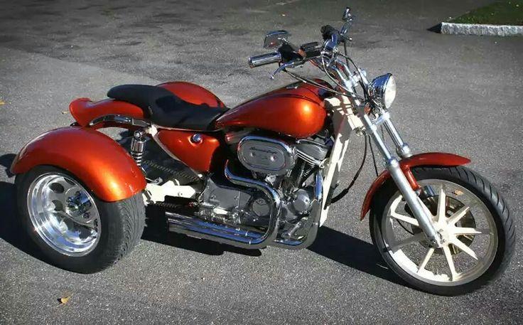 166 Best Images About Harley Davidson On Pinterest: 1729 Best Images About Trikes On Pinterest