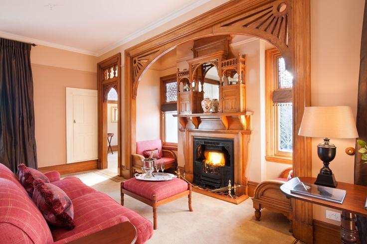 Otahuna Lodge: Rhodes Suite