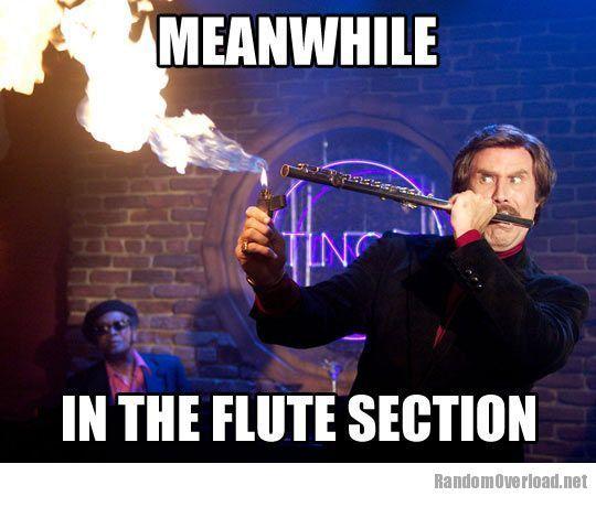 Gallery For > Funny Flute Jokes