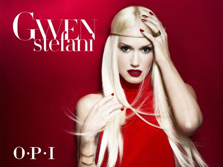 OPI Gwen Stefani Collection 2014