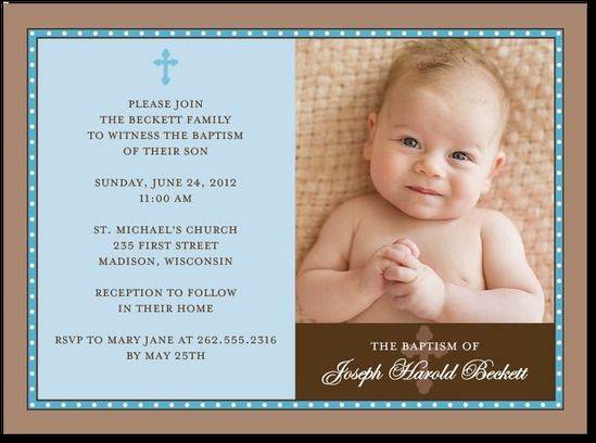 22 best Bautizo images on Pinterest Baptism ideas, Christening and - best of invitation card message for baptism