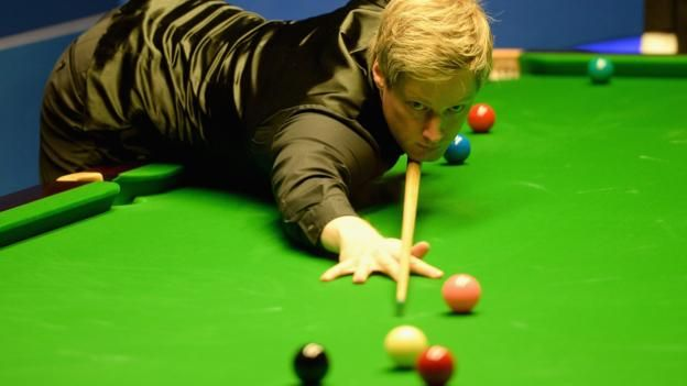 World Snooker Championship: Neil Robertson out, Mark Selby...: World Snooker Championship: Neil Robertson out, Mark Selby… #MarkSelby