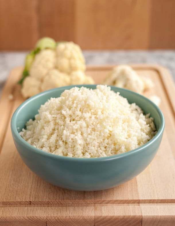 Saiba como fazer um delicioso arroz de couve flor