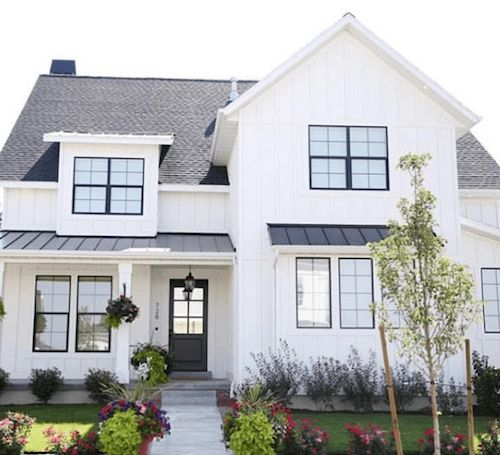 Best 10 White Home Exterior Ideas You Ll Swoon Over White 400 x 300