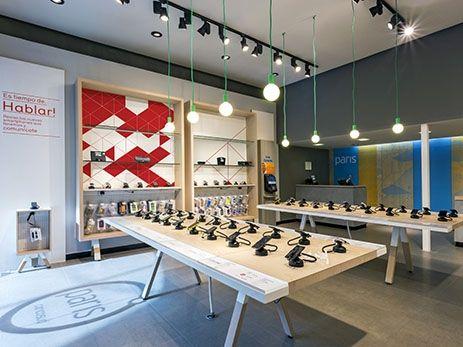 Dalziel and Pow - News - Paris, Chile: new Electronics department