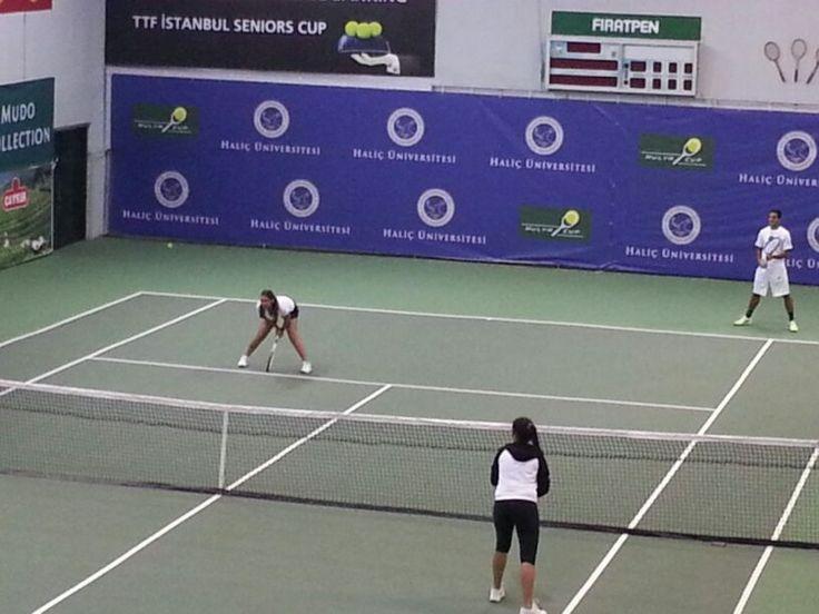 #Tenis #HulyaCup #CinFikir #Spor #TED #Beyoglu #MisSokak #TosbaaDukkan
