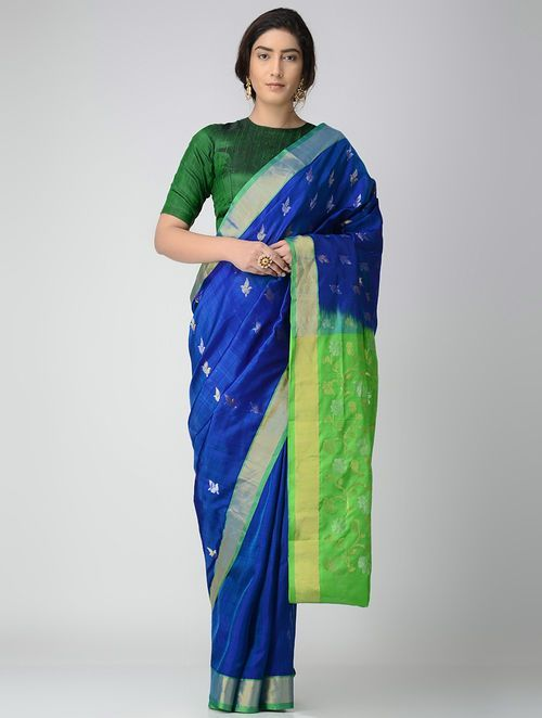 36a3eb50d2937 16 Amazing Blouse Work Designs For Pattu Sarees • Keep Me Stylish