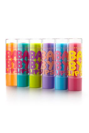 Maybelline Baby Lips Lip Balm is a great moisturizer and gives off a nice colour and shine