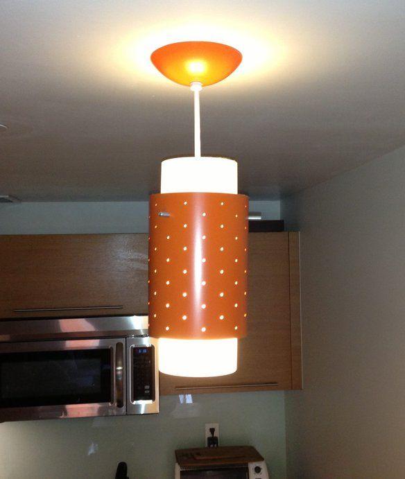 17 best images about orange pendant lights on