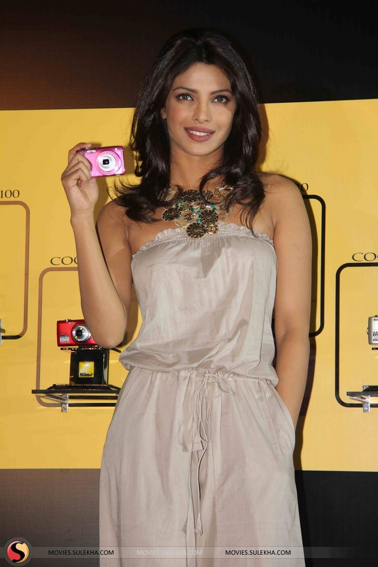 Page 17 of Priyanka Chopra launches new Nikon Coolpix cameras, Priyanka Chopra launches new Nikon Coolpix cameras Photos