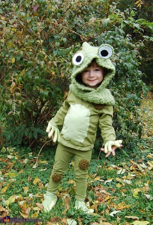 Frog - 2014 Halloween Costume Contest via @costume_works