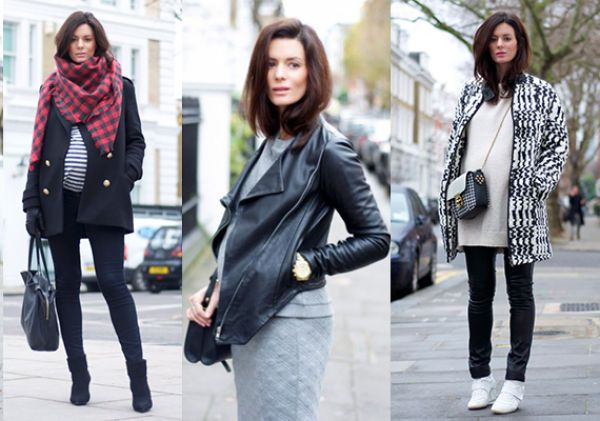 Pregnant fashion bloggers share their best dress tips - MinMote.no - the largest fashion page