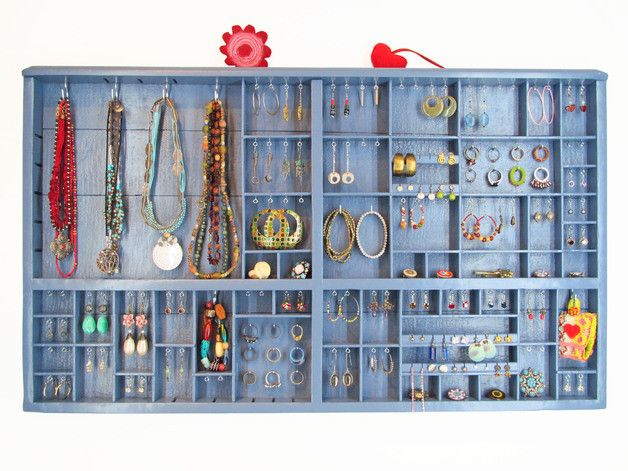 Comment ranger ses bijoux part 3 les colliers one - Comment ranger ses colliers ...
