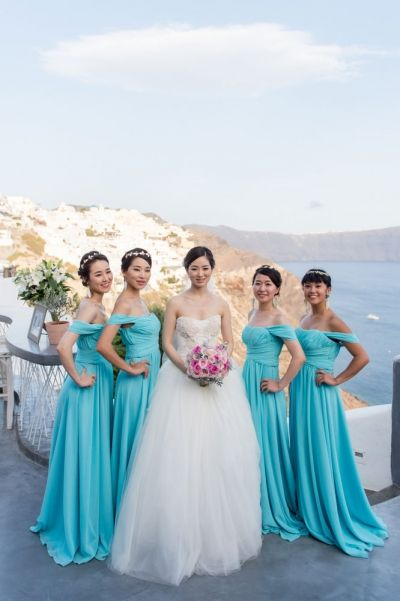 Bridal Bouquet from real destination wedding http://photographergreece.com/en/photography/wedding-stories/766-inspiration-wedding-at-andronis-luxury-suites,-oia