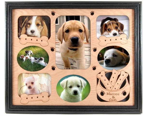 Dog Collage Picture Frames Image collections - origami instructions ...