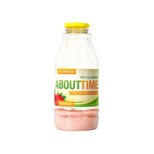 About Time Fill Shake and Go – Strawberry – 28.4 grm