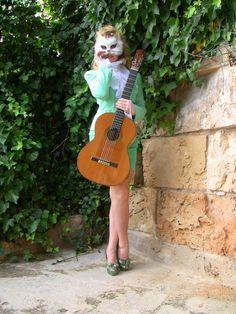 Galina Vale - Flamboyant Guitar Diva