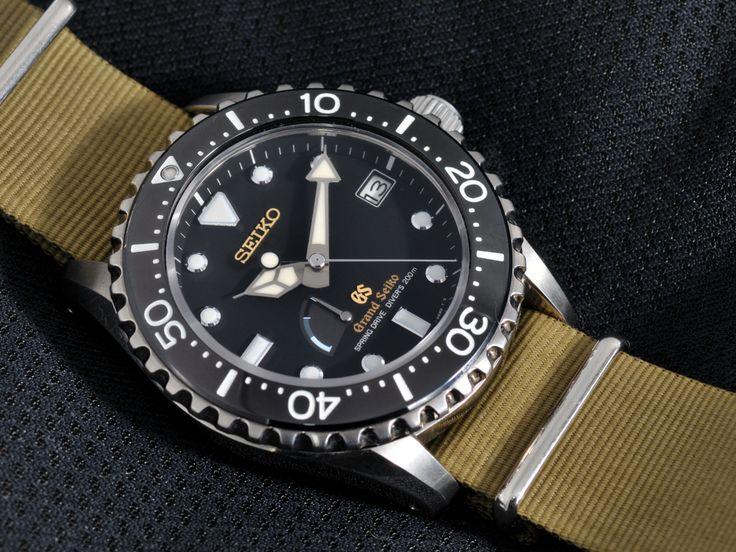 Best 20 seiko diver ideas on pinterest seiko skx omega - Best seiko dive watch ...