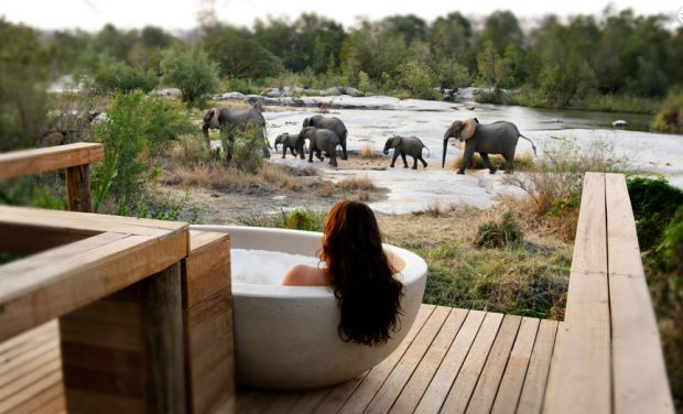 South African lodge tops Condé Nast top 100 list   Paradise on Earth  #Meetsouthafrica