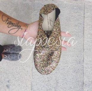 Scarpe Anniel Soft Glitter Esotico 2017