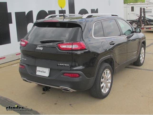 Great 2016 Jeep Cherokee Latitude Trailer Hitch
