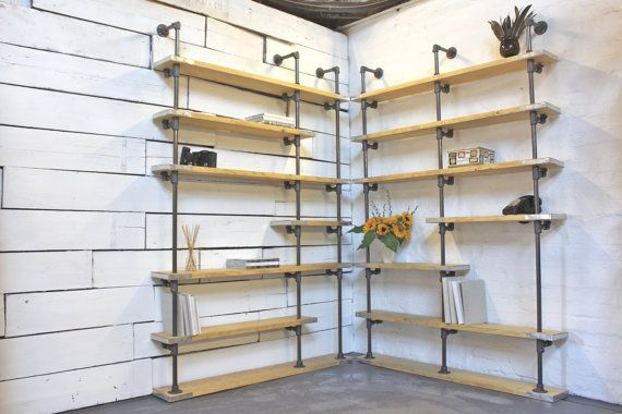 25+ Best Ideas About Wall Mounted Corner Shelves On
