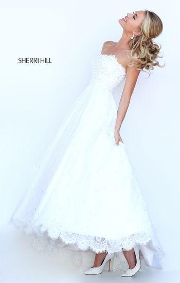 Sherri Hill 50490