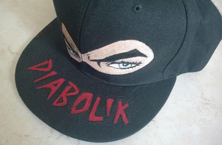 Cappello Diabolik