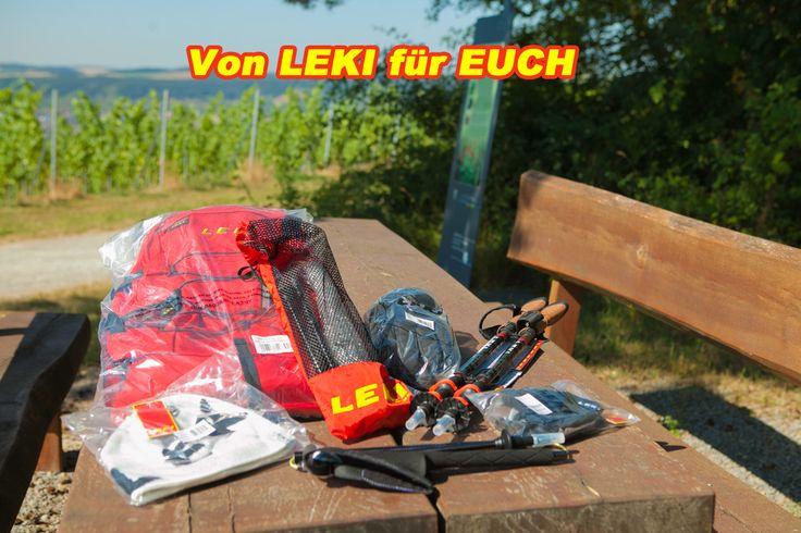 Diese und noch mehr Sachen aus dem LEKI Sortiment sind für EUCH! Wir werden sie bei Gewinnspielen und Fotowettbewerben weiter geben. Mit dabei sind Wanderstöcke, Handschuhe, ein Wanderrucksack und Mützen. Gibt noch vieles mehr im LEKI Shop: http://www.leki.de/ #wandern #outdoor #trekking #leki
