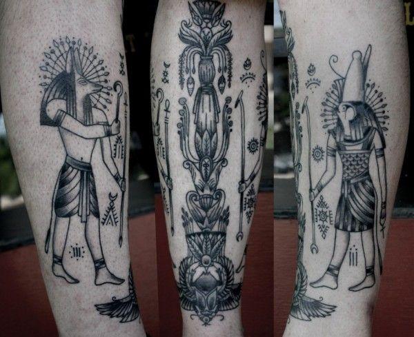 tatuagem egípcia 4