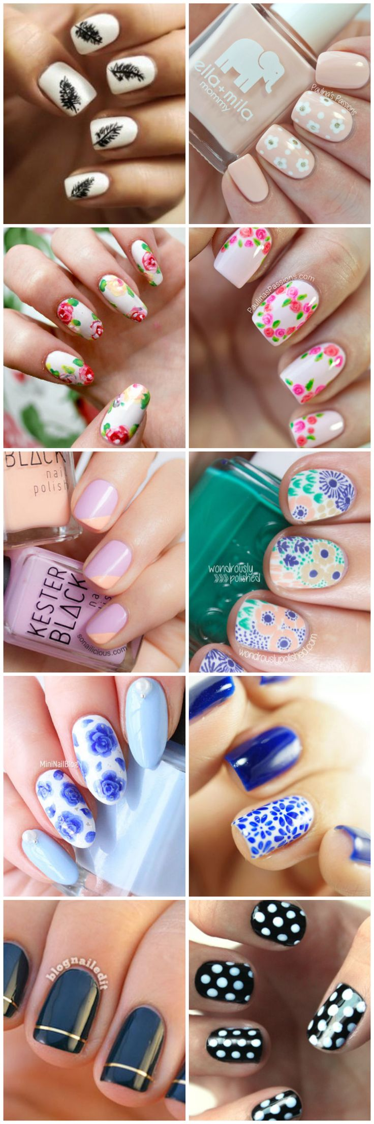 Cute Manicure Ideas for Your Nails
