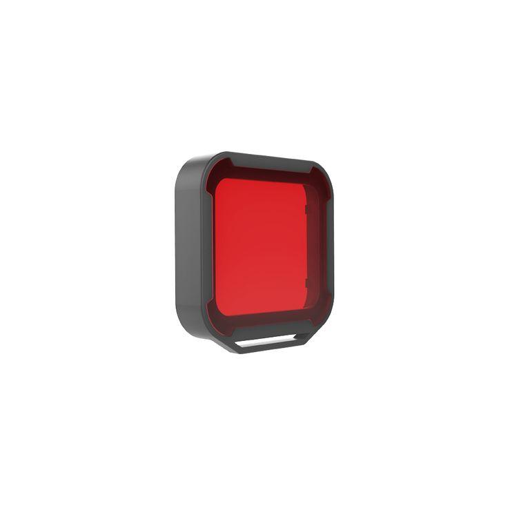 Polar Pro Rood Filter voor Hero5 Super Suit behuizing  Description: Deze filter (set) is ook verkrijgbaar van het merk PRO-mounts. De kwaliteit & kleur is gelijk aan de filters vanPolar Pro maar het voordeel van PRO-mounts filters is dat u LEVENSLANGE garantie krijgt  de PRO-mounts Filters zijn geschikt voor meerdere GoPro modellen / behuizingen (zie exacte omschrijving bij het PRO-mounts artikel naar keuze). U vindt het betreffend product als u op deze link klikt:http://ift.tt/2uVXeAa De…