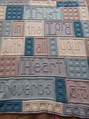 Ravelry: TRUST pattern for crocheted blanket pattern by Jody Pyott