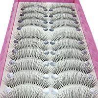 Bluelans® 10 Paar Starke Lange Künstliche Falsche Wimpern Weiche Eyelasches Wimpernverlängerung Party Make-up